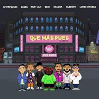 Que Más Pues (Remix) [feat. Nicky Jam, Farruko, Dalex & Lenny Tavárez] - Sech, Justin Quiles & Maluma