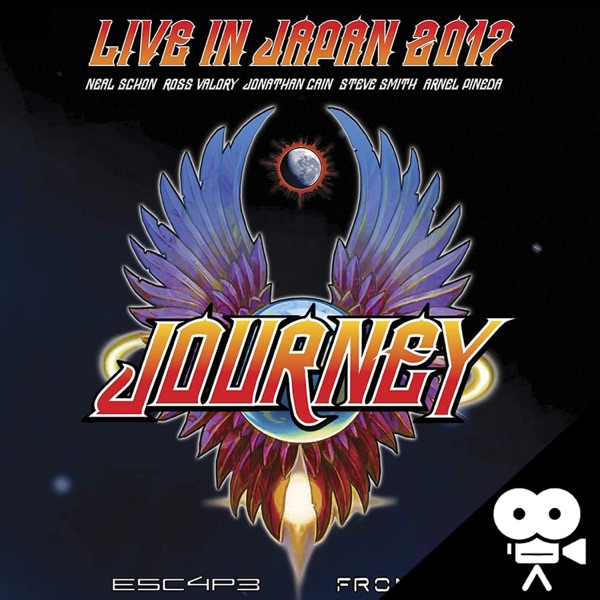 Escape & Frontiers Live In Japan (Video Album)