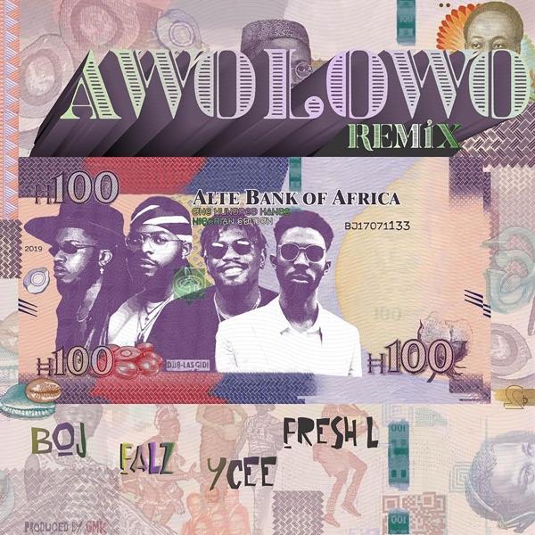 Awolowo (Remix) [feat. Falz, Ycee & Fresh L.] - Single