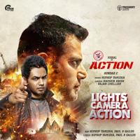 Download Mp3 Kaushik Krish, Rajan Chelliah, Hiphop Tamizha & Paul B Sailus - Lights Camera Action (Promo Song) [From