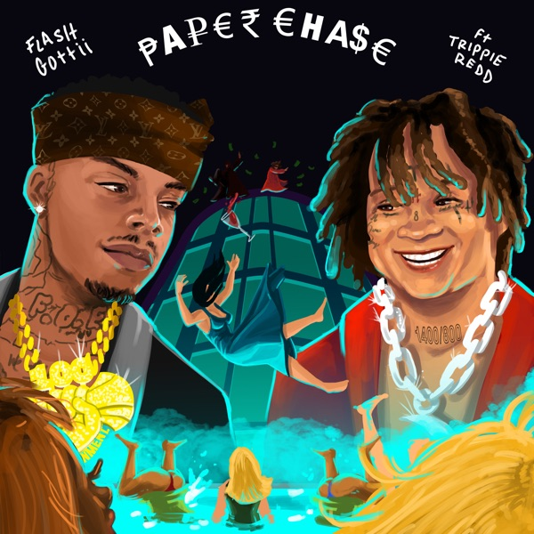 Paper Chase (feat. Trippie Redd) - Single