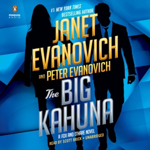 The Big Kahuna (Unabridged) - Janet Evanovich & Peter Evanovich audiobook, mp3