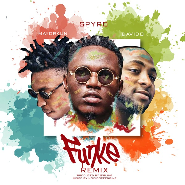 Funke (Remix) [feat. Davido & Mayorkun] - Single