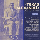 """Texas"" Alexander - Death Bed Blues"