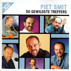 Piet Smit - 50 Gewildste Treffers