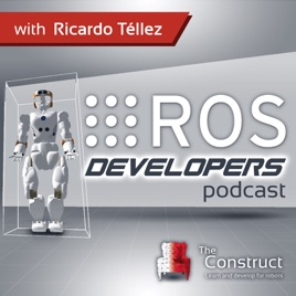The ROS Developers Podcast: RDP 045: Using ROS on Jupyter notebooks