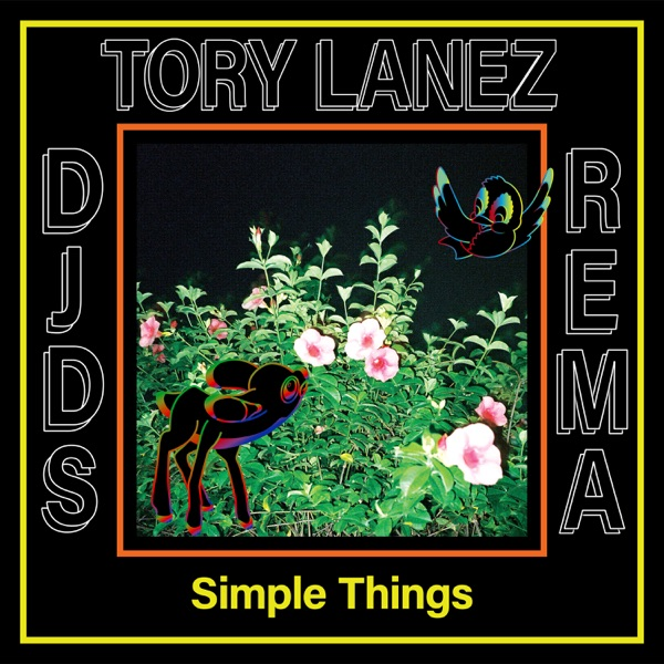 Simple Things (feat. Tory Lanez & Rema) - Single