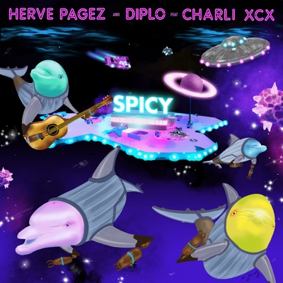 Spicy (feat. Charli XCX) - Single - Diplo