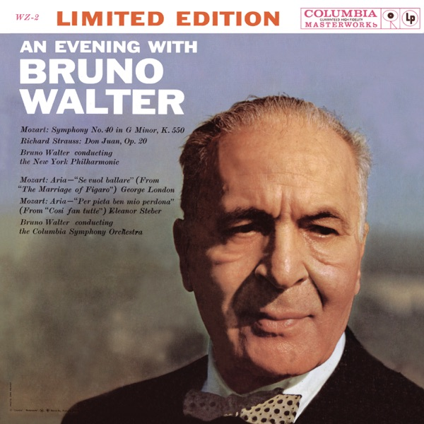 An Evening with Bruno Walter - with Commentary by Bruno Walter
