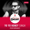 Yo Yo Honey Singh Performance From the Care Concert EP