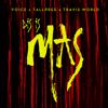 Voice, Tallpree & Travis World - Dis Is Mas artwork