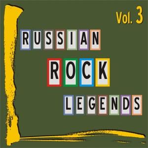 Russian Rock Legends, Vol. 3