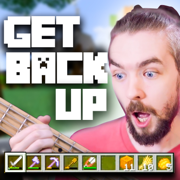 Get Back Up - Jacksepticeye & The Gregory Brothers - Jacksepticeye & The Gregory Brothers