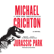 Jurassic Park: A Novel (Unabridged)
