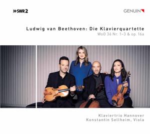 Klaviertrio Hannover & Konstantin Sellheim - Beethoven: Piano Quartets