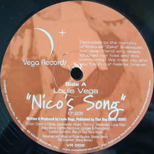 Nico's Song / Africa / Brasil - Single