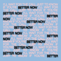 Better Now-Oh Wonder