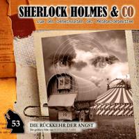 Sherlock Holmes & Co - Folge 53: Die Rückkehr der Angst artwork