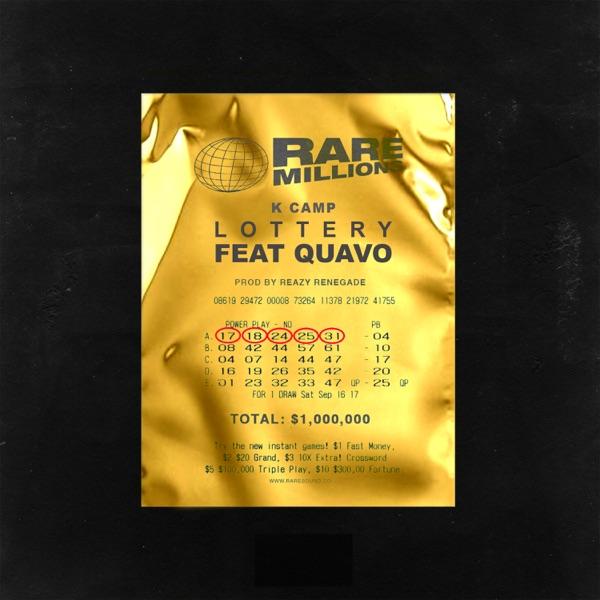 Lottery (Renegade) [Quavo Remix] - Single