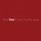 Stick That in Your Country Song - Eric Church