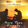 Benny Boh - More Than Friends (feat. Lisa Pariente) illustration