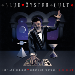 Blue Öyster Cult - 40th Anniversary - Agents Of Fortune - Live 2016