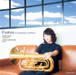 Keiko Shoji & Junko Nakamura - Fantasy for Euphonium and Piano