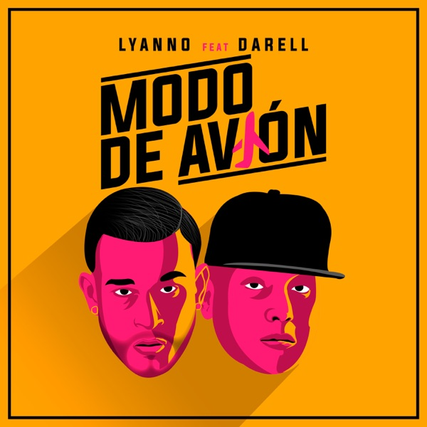 Modo de Avión (feat. Darell) - Single