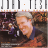 John Tesh & Colorado Symphony Orchestra - Live at Red Rocks  artwork