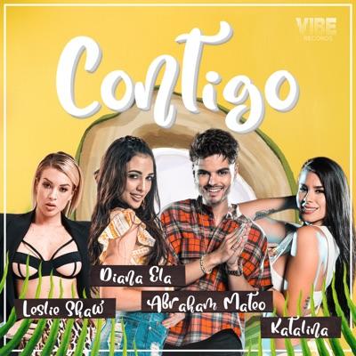 Contigo (feat. Katalina) - Single - Abraham Mateo