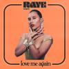 RAYE - Love Me Again artwork