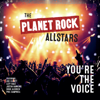 The Planet Rock Allstars - You're the Voice (feat. Joe Elliott, Lzzy Hale, Justin Hawkins, Doug Aldrich & Phil Campbell) artwork