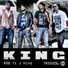 K I N G feat J Hind Single