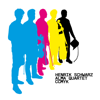Henrik Schwarz & Alma Quartet Amsterdam - CCMYK Grafik