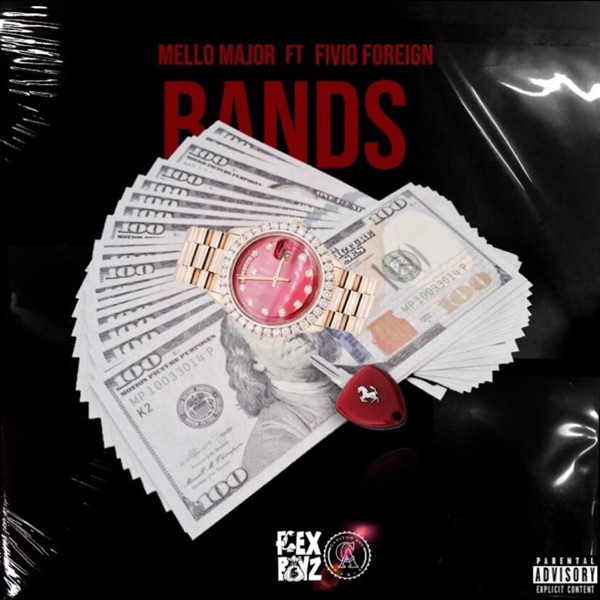 Bands (feat. Fivio Foreign) - Single