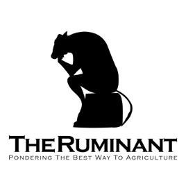 The Ruminant: Audio Candy for Farmers, Gardeners and Food Lovers