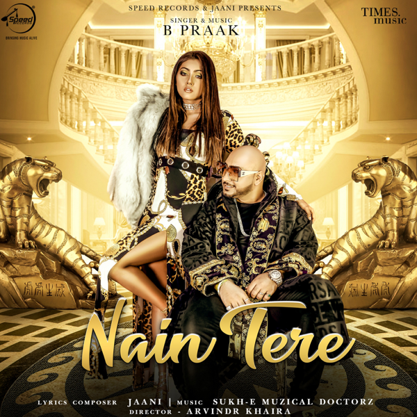 Nain Tere - B Praak Mp3 Song ( mp3 album