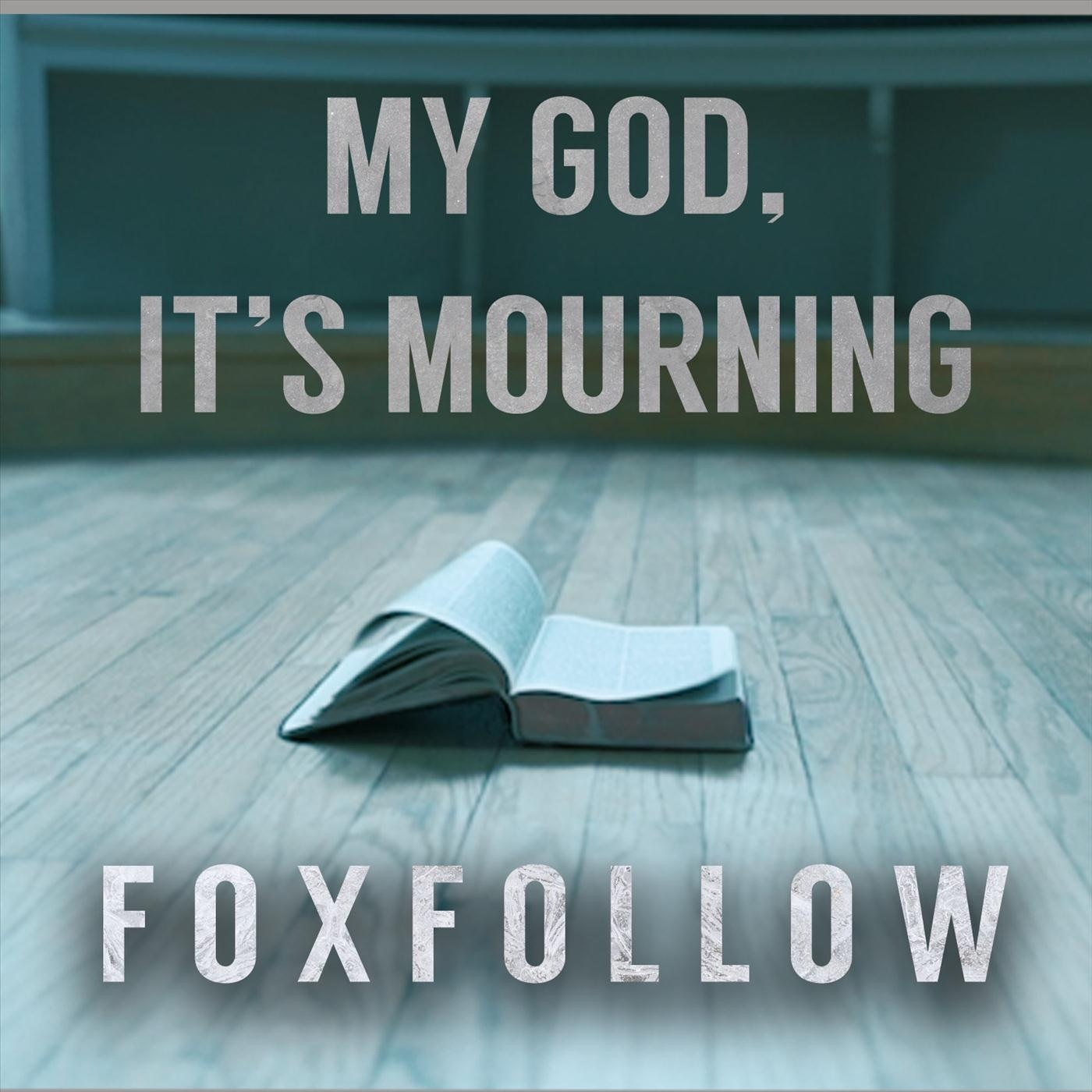 Foxfollow - My God, It's Mourning [Single] (2019)