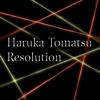 戸松 遥 - Resolution アートワーク