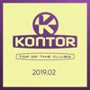 Jerome, Vize & Markus Gardeweg - Kontor Top of the Clubs 2019.02 Grafik