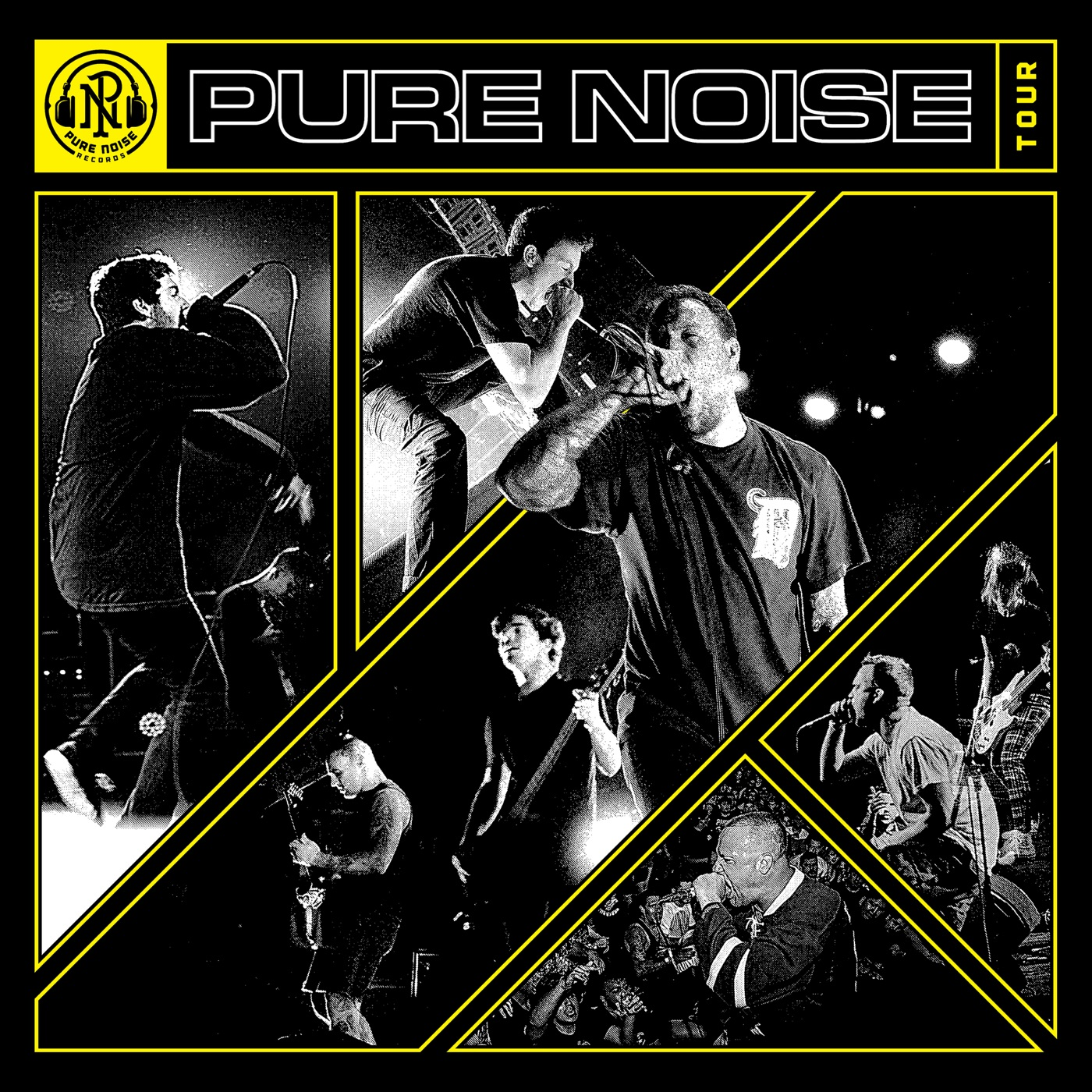 Various Artists - Pure Noise Tour [EP] (2019)