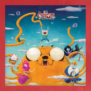 Adventure Time - My Best Friends in the World feat. Jeremy Shada, Olivia Olson & Hynden Walch