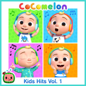 Wheels on the Bus - Cocomelon