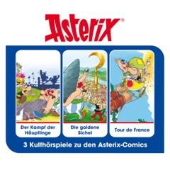 Asterix - Hörspielbox, Vol. 2