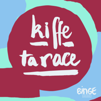 Podcast cover art for Kiffe ta race