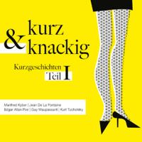 Mark Twain, Edgar Allan Poe, Guy de Maupassant, Anton Tschechow, Ambrose Bierce & Kurt Tucholsky - Kurz und knackig: Kurzgeschichten 1 artwork