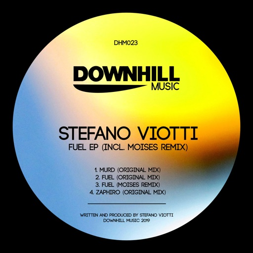 Fuel - EP by Stefano Viotti