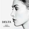 Delta Goodrem - Keep Climbing artwork
