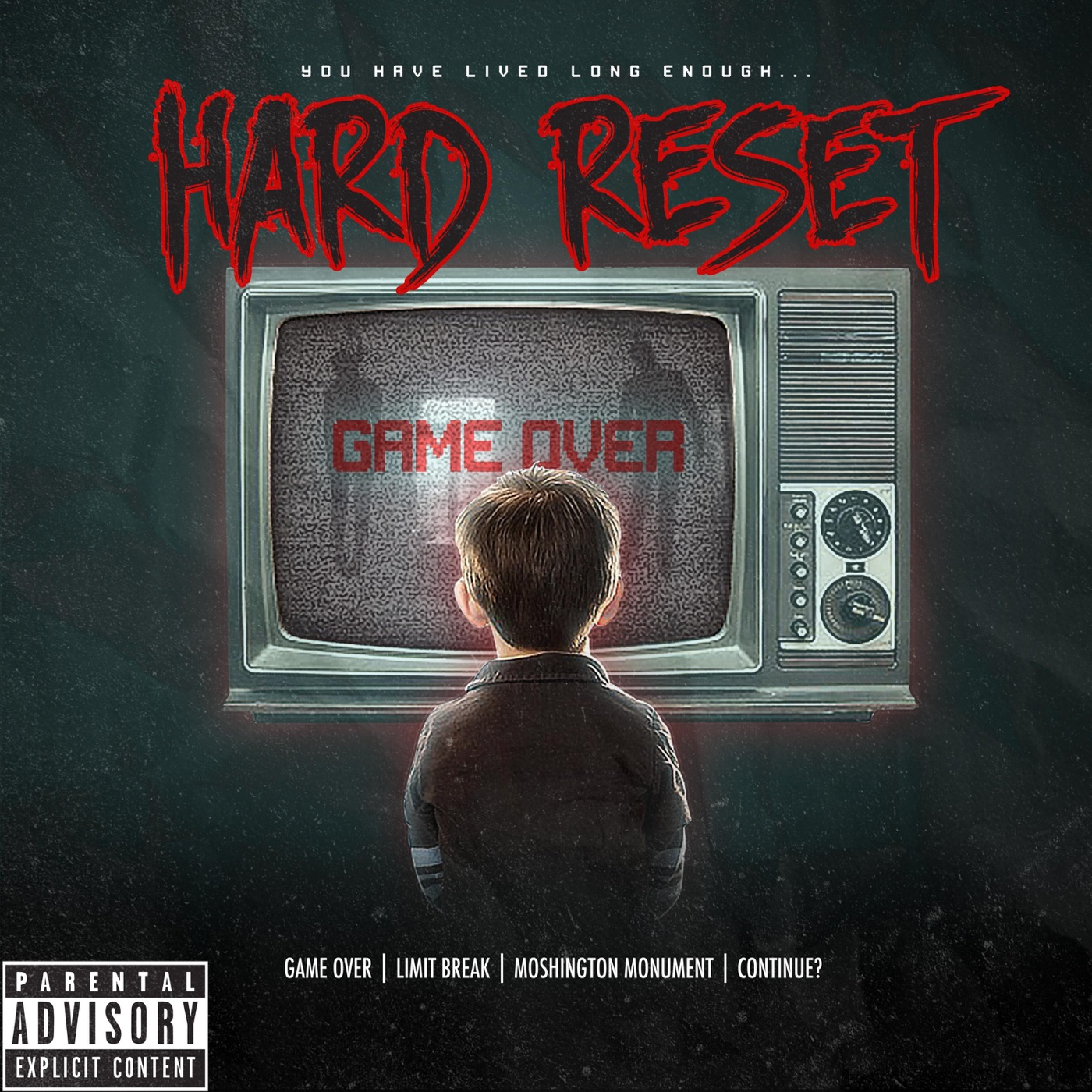 Hard Reset - Game Over [EP] (2019)