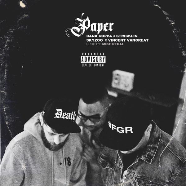 Paper (feat. Stricklin, Skyzoo & Vincent Vangreat) - Single